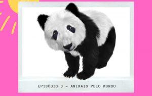 episódio 3 – animais pelo mundo